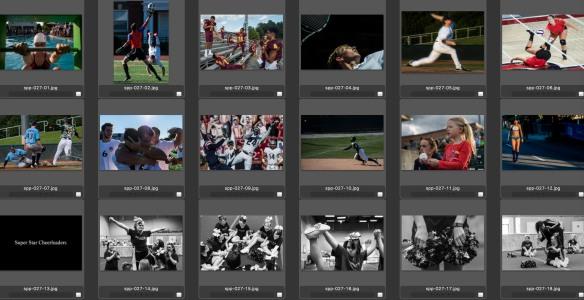 HM Sports Portfolio